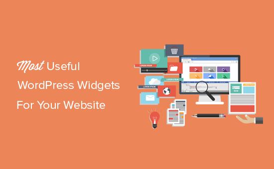 Inilah Widget WordPress Paling Berguna untuk Situs Anda