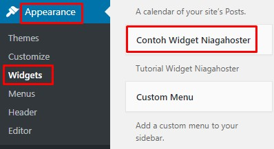 Langkah Mudah Membuat Widget WordPress Kustom